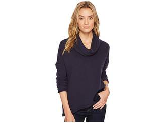 Heather Blanche Cowl Neck Pullover Women's Clothing