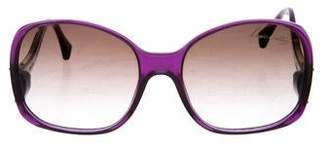 Louis Vuitton Gina Glitter Sunglasses
