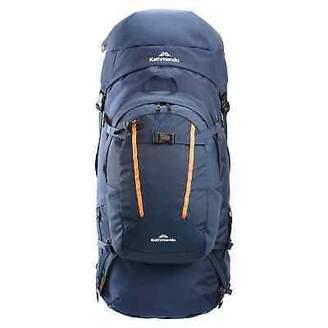 Kathmandu NEW Kathmanduterloper gridTECH 70L Women's Hiking Travel Backpack with Daypack