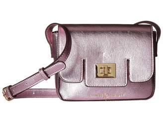Chinese Laundry Chelsea Metallic Turnlock Crossbody Cross Body Handbags
