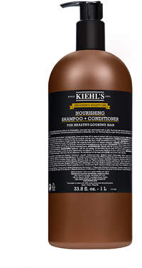 Kiehl's Grooming Solutions Nourishing Shampoo + Conditioner 1000ml