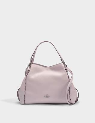 Coach Edie 28 shoulder bag with ruffles