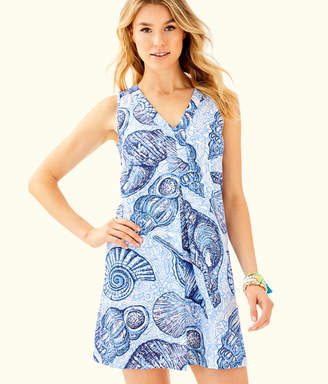 Lilly Pulitzer Amina V-Neck Swing Dress