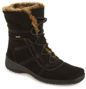 ara 'Magaly' Waterproof Gore-Tex(R) Faux Fur Boot