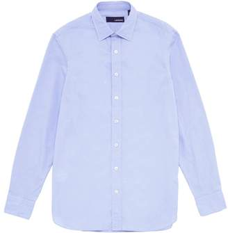 Lardini Cotton Oxford shirt