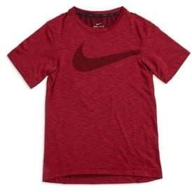 Nike Boys Breathe Training Top