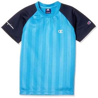 Champion (チャンピオン) - [チャンピオン] ラグランTシャツ CX7166 ターコイズ 日本 160 (日本サイズ160 相当)
