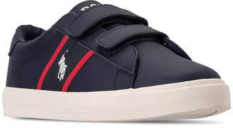 Polo Ralph Lauren Little Boys' Geoff Ez Casual Sneakers from Finish Line
