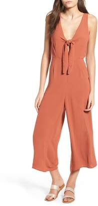 Somedays Lovin Under the Moon Crop Jumpsuit