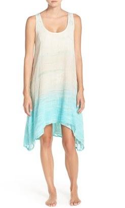 Hard Tail Cotton Tank Dress $122 thestylecure.com