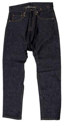 R 13 The Ian Cropped Jeans