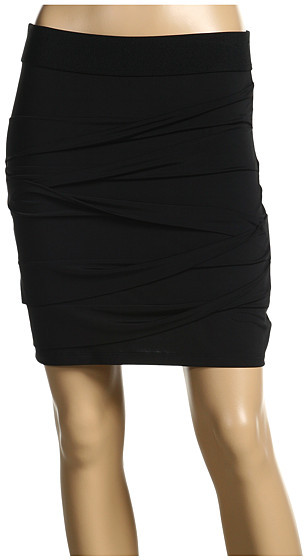 BCBGeneration - Twisted Panel Skirt