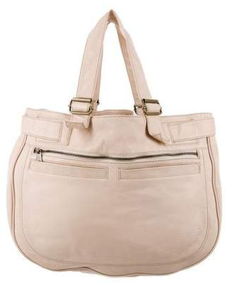 Marc Jacobs Leather Shopper Tote