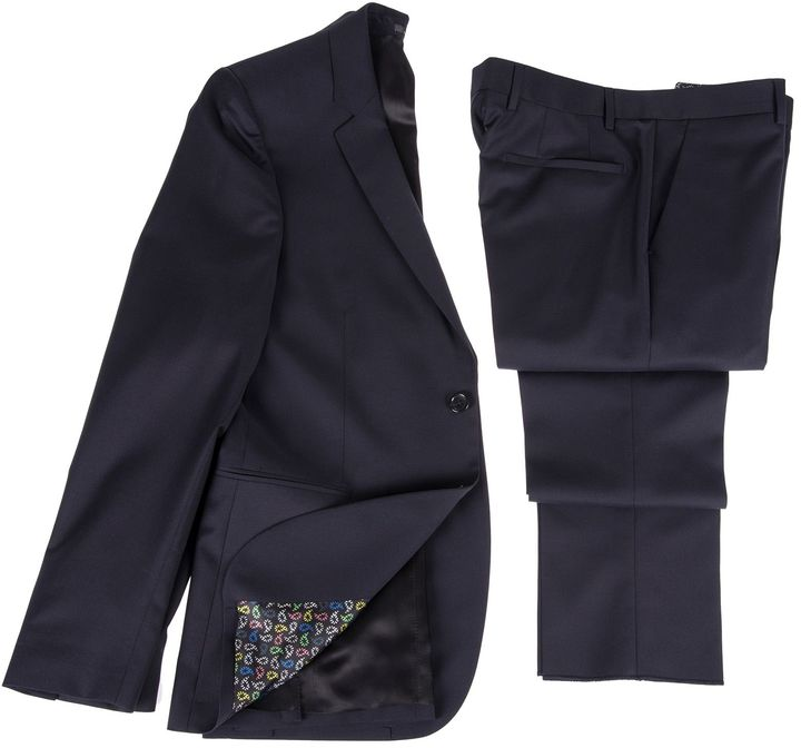 Paul SmithPs By Paul Smith Wool Suit
