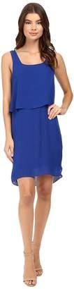 Heather Silk Cross Back Dress Women's Dress