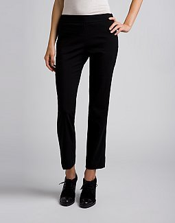 DKNY Perry Skinny Fit Cropped Trouser