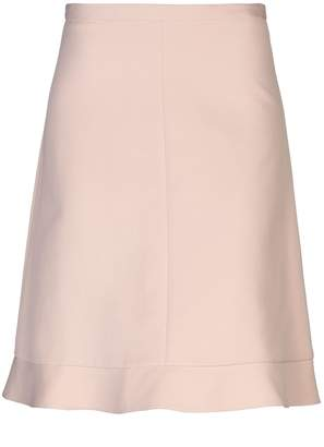 RED Valentino Knee length skirts - Item 35390620KB
