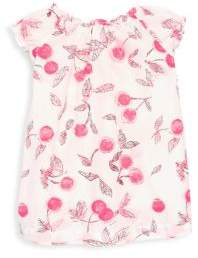 Bonpoint Baby's& Toddler's Floral-Print Cotton Dress