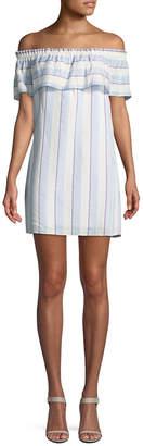Parker Off-The-Shoulder Dress