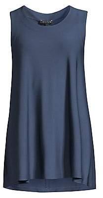 Lafayette 148 New York Women's Reed Matte Jersey Tunic