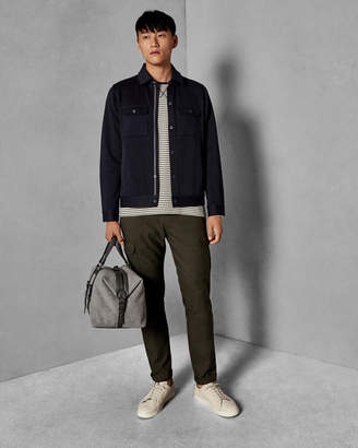 Ted Baker DANTEE Long sleeved twill jacket