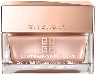 Givenchy L' Intemporel Global Youth All-Soft Night Cream