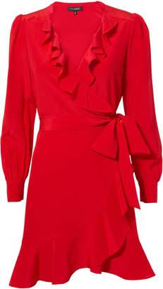 Intermix Aviana Wrap Dress