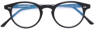 Cutler & Gross round glasses frames