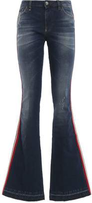 Philipp Plein Flared Jeans