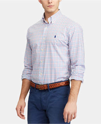 Polo Ralph Lauren Men Slim Fit Gingham Shirt