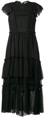 Ulla Johnson Lenore frilled dress