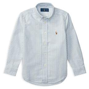 Ralph Lauren Boys' Button-Down Shirt - Little Kid