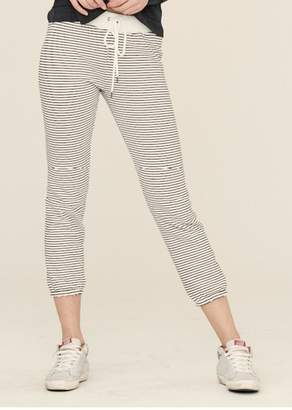 David Lerner Lounge Jogger Stripe