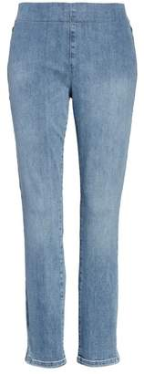 NYDJ Alina Pull-On Ankle Skinny Jeans (Regular & Petite) (Dark Enzyme)