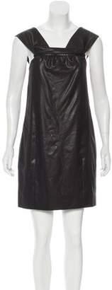 Chloé Sleeveless Silk Dress