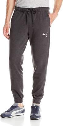 Puma Men's P48 Core Pants Fleece, Cuffed Bottom