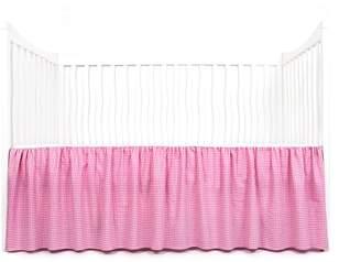 Tadpoles Crib Skirt Classic Gingham