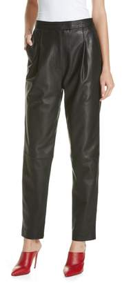 Robert Rodriguez Leather Pants