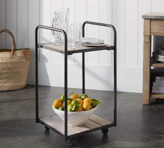 Pottery Barn Arden Kitchen Cart
