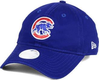New Era Women's Chicago Cubs Team Glisten 9TWENTY Cap