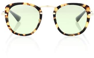 Prada Square sunglasses