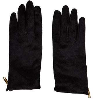 Ted Baker Ponyhair Leather Gloves