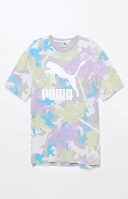 Puma Summer Tropical T-Shirt