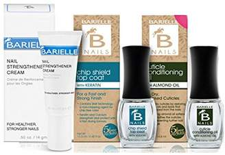 Barielle Protect and Strengthen 3-Piece Nail Treatment Collection