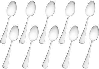 Gourmet Basics Set Of 10 Teaspoons