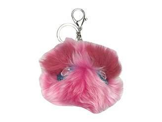 UGG Pinkipuff Key Charm