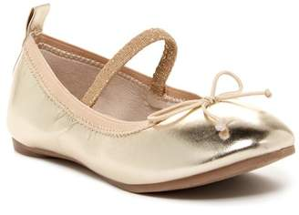 Kenneth Cole Reaction Copy Tap Ballet Flat (Toddler & Little Kid)