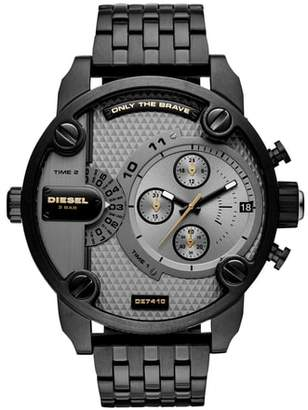 Diesel R) Little Daddy Chronograph Bracelet Watch, 52mm