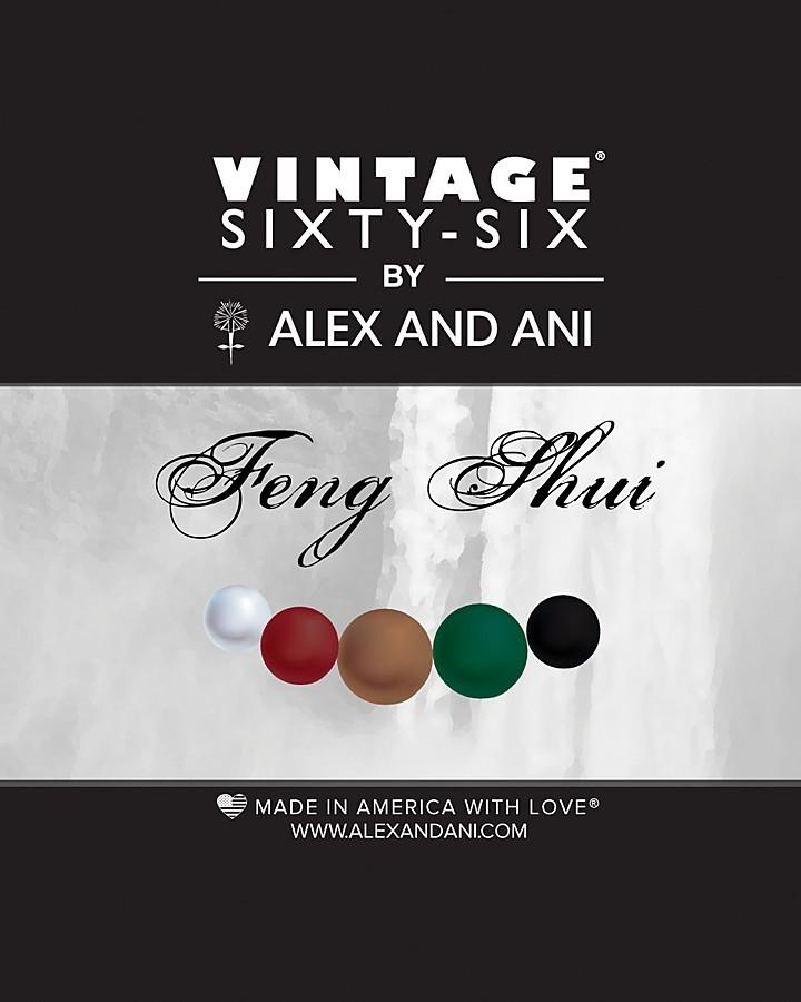 Alex and Ani Vintage 66 Journey Wrap Bangle, Feng Shui