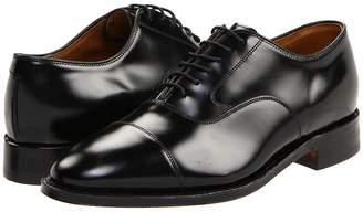 Johnston & Murphy Melton Classic Dress Cap Toe Oxford Men's Lace Up Cap Toe Shoes